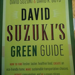 Green guide book
